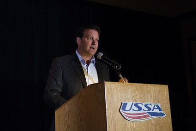 Brian Kril Chairman's Awards Dinner 2016 USSA Congress Photo: USSA