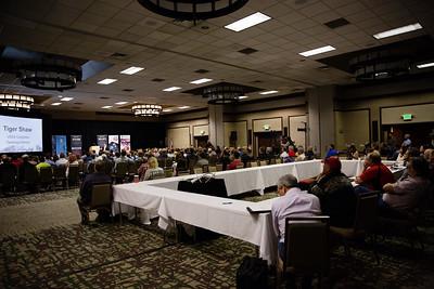 Tiger Shaw's keynote speech 2016 USSA Congress Photo: USSA