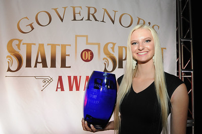 Kiley McKinnon - Utah State of Sport Awards