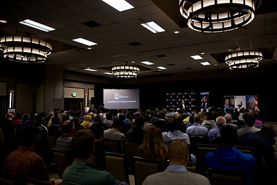 Tiger Shaw's keynote speech at the 2017 U.S. Ski & Snowboard Congress Photo: U.S. Ski & Snowboard