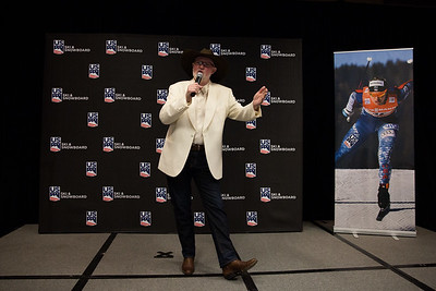 Tom Kelly Chairman's Award Dinner  2017 U.S. Ski & Snowboard Congress