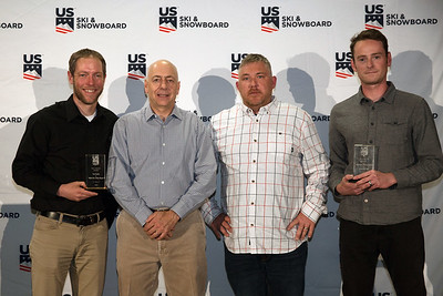 Craftsbury Nordic and Waterville Valley: Paul Bacon Award Chairman's Awards Dinner 2018 U.S. Ski & Snowboard Congress Photo: U.S. Ski & Snowboard
