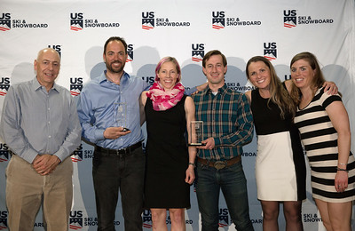 Alaska Pacific University Nordic Ski Center: Cross Country & Overall Club of the Year  Chairman's Awards Dinner 2018 U.S. Ski & Snowboard Congress Photo: U.S. Ski & Snowboard