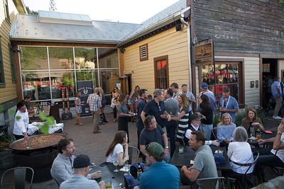 Dinner at High West Saloon 2018 U.S. Ski & Snowboard Partner Summit Photo: U.S. Ski & Snowboard