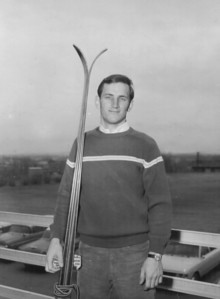 Bill Marolt, 1966 Photo © University of Colorado