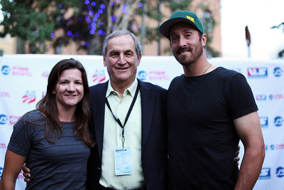 Kelly Clark, Bill Marolt and Seth Wescott 2011 USSA Partner Summit Photo: Sarah Brunson/USSA