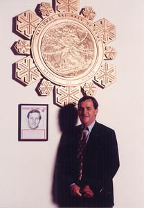Bill Marolt, National Ski Hall of Fame Medal of Honor Photo © University of Colorado