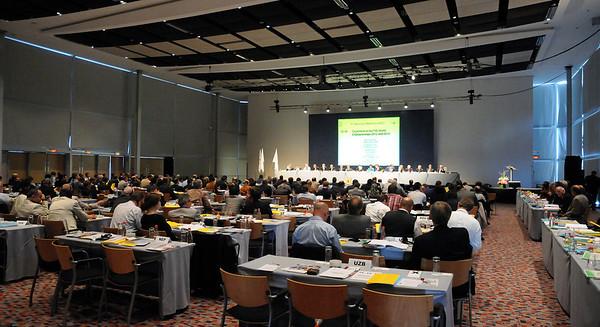 FIS Congress 2008 in Cape Town. (c) 2008 USSA