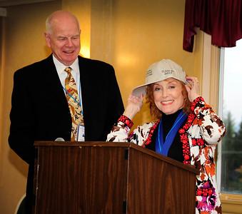 Barbara Alley Simon - Hall of Fame Enshrinement