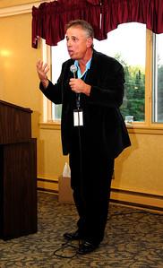 John Clendenin at Hall of Fame