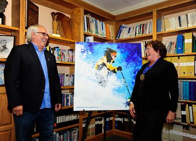 Jeannie Thoren - Class of 2014 - U.S. Ski and Snowboard Hall of Fame