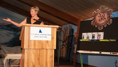 Kristina Koznick Class of 2014 - U.S. Ski and Snowboard Hall of Fame