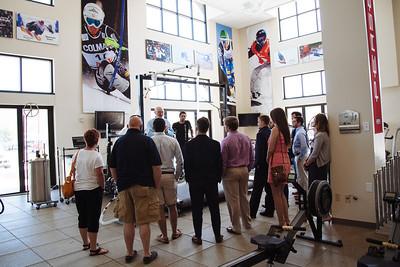 Huntsman Cancer Institute Center of Excellence Tour