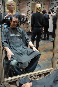 Paul Mitchell Salon Experience Seth Wescott New York City, NY November 4, 2010 Photo: Katie Perhai/USSA
