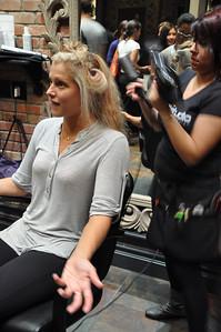 Paul Mitchell Salon Experience Lindsey Jacobellis New York City, NY November 4, 2010 Photo: Katie Perhai/USSA