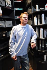 Paul Mitchell Salon Experience Nate Roberts New York City, NY November 4, 2010 Photo: Katie Perhai/USSA