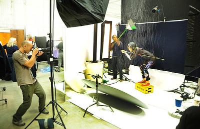 Laurenne Ross - NBC Sochi 2014 Promo Shoot