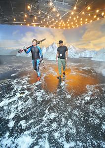 Marco Sullivan - NBC Sochi 2014 Promo Shoot