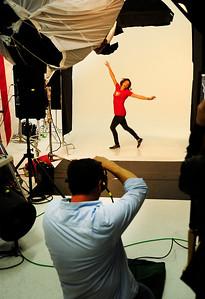 Julia Mancuso - NBC Sochi 2014 Promo Shoot