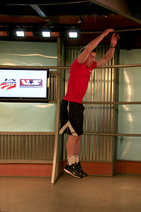 Educational Physiology DVD shoot at PCTV (Photo: Jen Desmond/USSA)