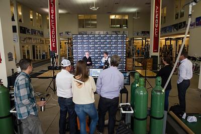 2014 Rally Me/USSA Press Conference- COE