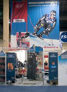 SIA.08 SnowSports Trade Show, Las Vegas. Photo: Tom Kelly/USSA