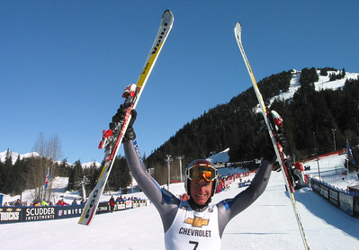 2006 Olympian Jimmy Cochran victorious at U.S. Championships in Alyeska, AK (March 2004)