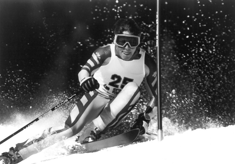 Olympian Tiger Shaw, appointed as chief operating officer, effective October 1. Shaw, a native of Stowe, VT and former U.S. Alpine Ski Team athlete, will transition in the spring of 2014 to become president and chief executive officer of the USSA. Photo © Lori Adamski-Peek