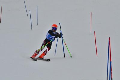 Dec 17 Brule Slalom J456 (M) SL 1st race 2nd Run
