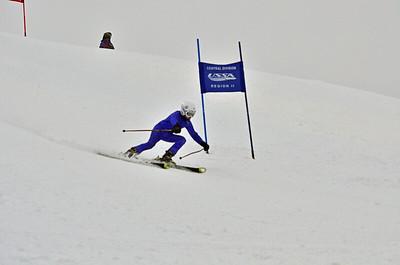 Dec 30-31 Mt Ripley J123 (M) GS 1st race 2nd run