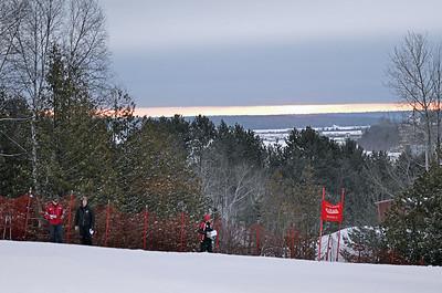 Dec 30-31 Mt Ripley J123 (M) GS 1st race 1st run