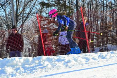 Feb 3-5 Speed Camp J4 Girls Timed runs