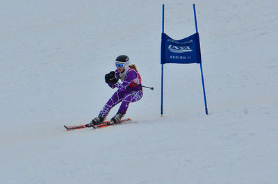 Dec 15 U16 & older Girls GS 1st run-405