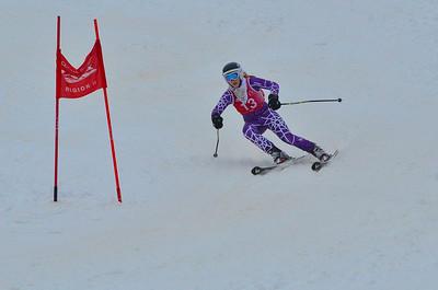 Dec 15 U16 & older Girls GS 1st run-402