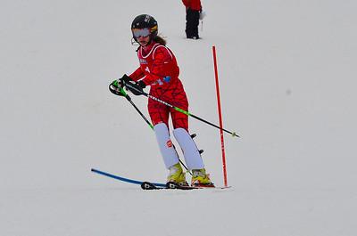 Dec 14 U16 Girls SL  1sr run-16
