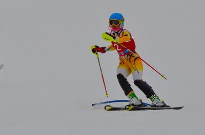 Dec 14 U16 Girls SL  1sr run-22