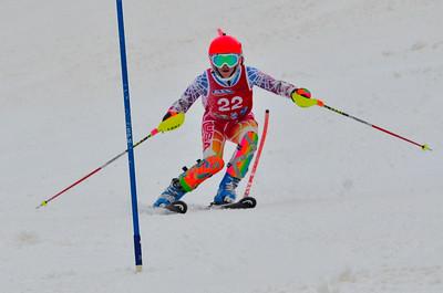 Dec 14 U14 Girls SL  1sr run-190