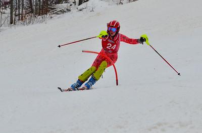 Dec 14 U14 Girls SL  1sr run-200