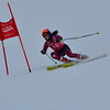 Mt Ripley Girls U16 & older GS 1st run-14