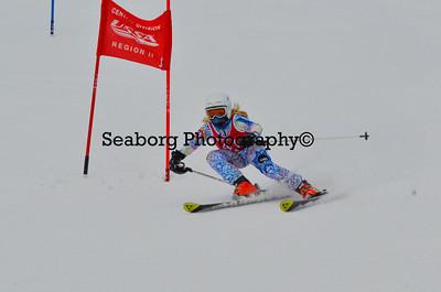 Dec 30 U14 & under Girls  GS 2nd run-1226