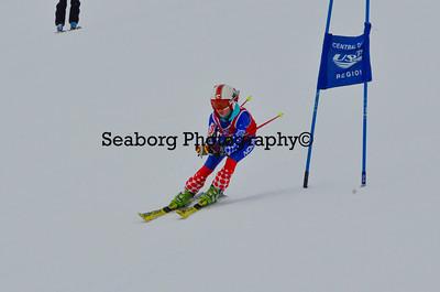 Dec 30 U14 & under Girls  GS 2nd run-1221
