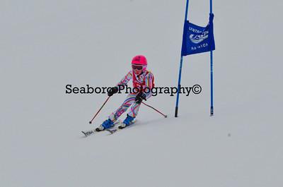Dec 30 U14 & under Girls  GS 2nd run-1207