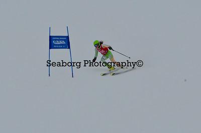 Dec 30 U14 & under Girls  GS 2nd run-1212