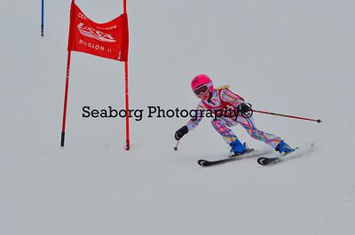 Dec 30 U14 & under Girls  GS 2nd run-1205
