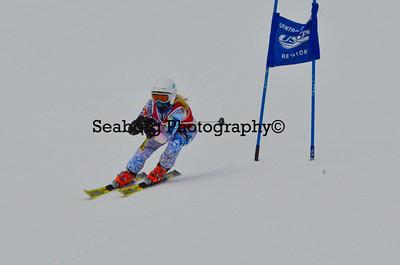Dec 30 U14 & under Girls  GS 2nd run-1227