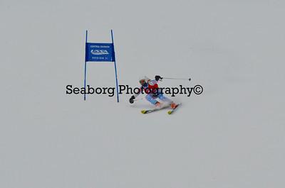 Dec 30 U14 & under Girls  GS 2nd run-1224
