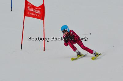 Dec 30 U14 & under Girls  GS 2nd run-1230