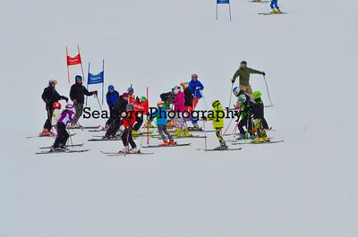Dec 30 U14 & under Girls  GS 2nd run-1195