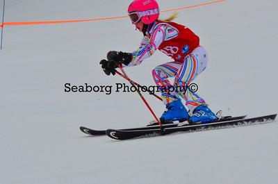 Dec 30 U14 & under Girls  GS 2nd run-1208