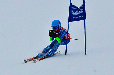 Dec 30 U14 & under Girls  GS 1st run-993